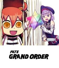 FGO Fate Grand Order Starter 770 quartz+ 40 tickets + 100 apples starter account