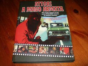 VV.AA.-ATTORI A MANO ARMATA-BOOKLET e CD con musica rara dai films-AMK