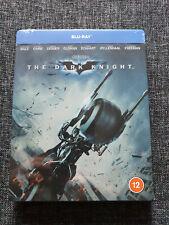 Batman: The Dark Knight / Batman Begins (Blu-ray Steelbox)