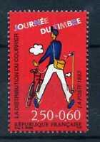 FRANCE - 1993, timbre 2792, Journée Timbre, vélo neuf**