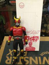 Japonés Vinilo Kamen Rider Figura De Vinilo En Caja 2000 Asatsu Dk