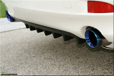 2008 2009 2010 Lexus IS-F Bolt On Rear Diffuser s4play