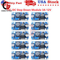 1-10x LM2596S 3A 12V DC-DC Adjustable Step-down Power Supply Converter Module