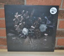 "TA-KU & WAFIA - (m)edian, Limited Import 12"" EP Etched + Download New & Sealed!"