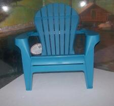 """18"""" doll Adirondack outdoor chair fits 18"""" American Girl doll"""