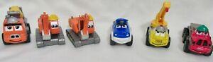 Tonka / Disney/ Pixar Cranes - Mixer - Boom - Car - Truck by Maisto / Hasbro