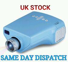 Excelvan E03 Mini Projector LED LCD 320*240 Home Cinema Movie Games USB HDMI AV