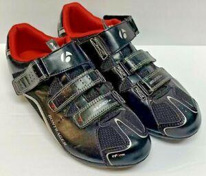 Bontrager Solstice inform 425416 Sol Rd Blk SPD Road Bike Cycling Shoes Men's 7