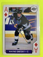 1995-96 Bicycle Sports NHL Hockey Aces Wayne Gretzky Los Angeles Kings