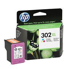 302xl Colour F6U67AE New Original HP 302XL Colour Ink High Capacity (F6U67AE)