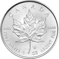 Kanada Maple Leaf 2020 1 Oz Silber Prägefrisch 1Oz 1 Unze Münze Silbermünze NEU