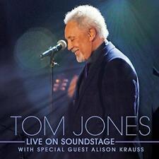 Tom Jones - Live On Soundstage (NEW CD+DVD)