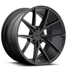 "4ea 18"" Niche Wheels M117 Misano Matte Black Rims(S44)"