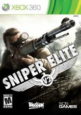 Sniper Elite V2 X3 (US Importación) Juego Nuevo