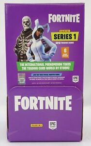 Fortnite Series 1 Trading Cards 36-Pack Box (Panini 2019) - USA Version