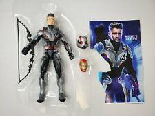 Marvel Legends Hawkeye Endgame Quantum Suit Ronin Target Black Widow 2 pack MCU