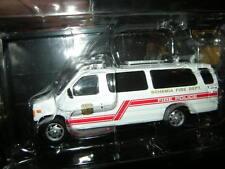 1:57 Del Prado Fourgon Fire Police 2000 Feuerwehr USA VP