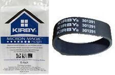 6 CLOTH Sentria Micron Magic Ultimate G Kirby Vacuum Bags + 1 FREE BELT