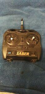 Genuine Sanwa Dash Saber RC Transmitter Controller. (2 Channel, 27MHz, AM)