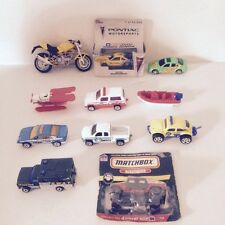 LOT OF 8 MATCHBOX LOT OF 11 VEHICLES 8 MATCHBOX & 3 NON MATCHBOX