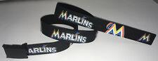 Miami Marlins BELT Buckle & Baseball Team MLB Fan Ball Game Gear Apparel FL New