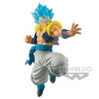 Banpresto Dragon Ball Super Ultimate Soldiers Figure SSGSS Gogeta Blue BP39035