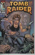 Lara Croft Tomb Raider #8 comic book movie