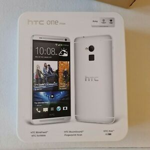 HTC One Max 16GB Unlocked Smartphone - Silver
