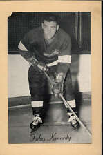 1944-63 BEEHIVE GROUP 2 PHOTOS   FORBES KENNEDY DETROIT RED WINGS VG-EX F2508