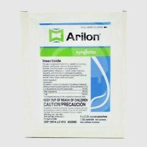 Arilon Insecticide 1.65 oz  ~  - 5 x 33 oz Pouches Roach ,Ant killer