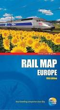 Good, Rail Map of Europe, 18th (Rail Guides), Thomas Cook Publishing, Book