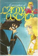 LE AVVENTURE DI LADY OSCAR 57 FABBRI EDITORE 1983