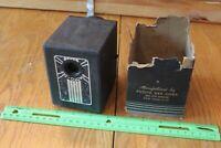 Vintage Art Deco PHOTO-SEE Self Developing Camera Antique 5 minute camera
