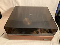 Vintage DUAL 1229 UNITED AUDIO Turntable Record Player 33 45 78 SHURE M91E