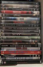 Horror DVD Sammlung Konvolut Paket - 20 Filme - Grusel  Mystery