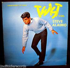 STEVE ALAIMO-Twist With Steve Alaimo-Rock Album-CHECKER #LP 2981-Hangar Intact