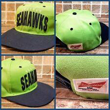 NFL Seattle SeaHawks BudWeiser Snapback Cap, Hat