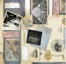 Klebefolie Möbelfolie Scrapbook Fotocollage 45 cm x 200 cm Dekorfolie Folie