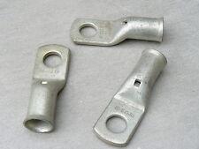 lot 3 cosse tubulaire 150 mm² trou M16  cuivre etamé