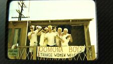 21 SLIDES 1958 Balboa CA Summertime Fun Pomona Boys Sun Bathing Beach Beauties