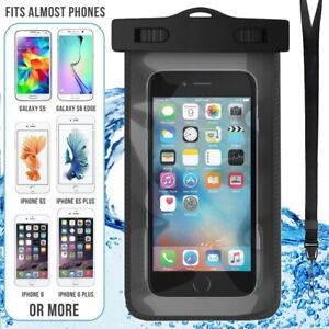 Waterproof Case Dry Bags Pouch For Mobile Phone iPhone 6/6s 7 Plus Underwater