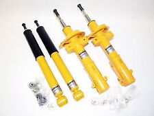 Koni Sport Yellow Shocks - Front & Rear FOR 2011 - 2014 FORD Mustang GT & V6