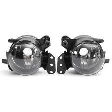2pcs LED Car Front Fog Lights Shell Daytime Running Lamp Frame for BMW E60 E90 E