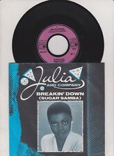 "Julia And Company - Breakin' Down (7"" Single)"