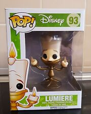 Funko Pop Vinyl - Disney Lumiere (beauty and the beast) Brand new boxed