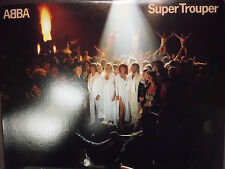 ABBA Super Trouper PROMO 33RPM 020316 TLJ