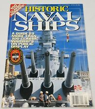 Historic Naval Ships Magazine Back Issue Spring 1998 100 Classic Warships