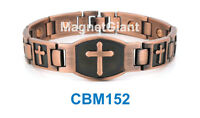 Men Copper link high power magnetic bracelet CBM595