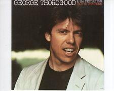 CD GEORGE THOROGOOD bad to the boneEX+ A2007)