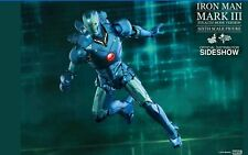 1/6 Hot toys MMS314 D12 Iron Man Mark 3 Ⅲ Stealth Mode Version Exclusive